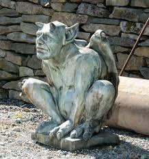 ernie concrete statues