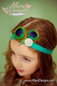 peacock headband diana peacock feather headband designs