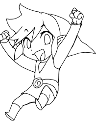 ph link lineart by narutoxhinatafan on deviantart