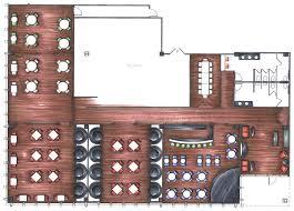 Sample Floor Plan Of A Restaurant Restaurant Floor Plan Maker Stunning Sample Restaurant Floor Plans