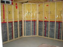 Wall Panels For Basement Best Basement Wall Panels With Vapour Barrier Ready For Finishing