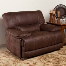 Ashley Oversized Recliner Parker House Pegasus Polyester Power Recline Recliner Hayneedle