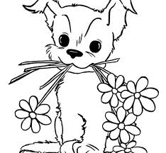 fancy puppy coloring book 64 for your coloring books with puppy