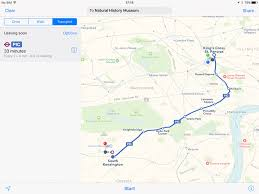 print driving directions from iphone how to use public transport directions in ios 9 apple maps macworld uk