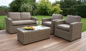 B Q Rattan Garden Furniture Garden Sofa With Lavish Design To Add Style And Comfort Latest