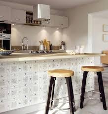 papier peint cuisine lessivable papier peint cuisine idee tapisserie salon papier peint cuisine