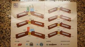 grapevine map map of 2nd through 8 floors picture of great wolf lodge