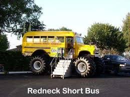 short bus monster truck