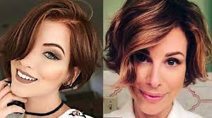 Recent Tv Ads Featuring Asymmetrical Female Hairstyles | asymmetrical haircut women asymmetrical short haircuts