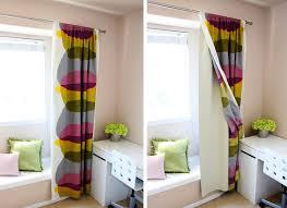 a set blackout curtain design for your windows