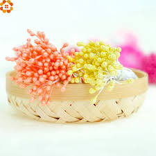 cakes candy and flowers aliexpress com buy 300pcs stamen artificial flower diy double