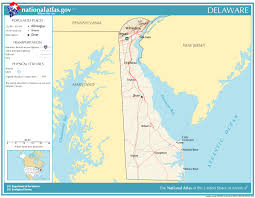 United States Geography for Kids  Delaware Atlas of Delaware State