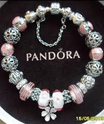 silver pink bracelet images 43 pandora bracelet pink charms pink pandora charm bracelet kay jpg