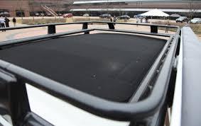 jeep liberty overland roof rack w sky slider jeep liberty kk