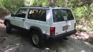 1993 jeep cherokee sport 4 0 ho 5 speed 4x4 youtube