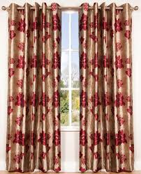 Gold Curtains White House by Curtains Red And Gold Decorate The House With Beautiful Curtains