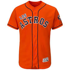 heritage uniforms and jerseys men s houston astros majestic orange hispanic heritage flex base