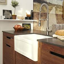Kitchen Faucets And Sinks Farm Sink Faucets Kitchen Traditional With Glass Cabinet Farmhouse