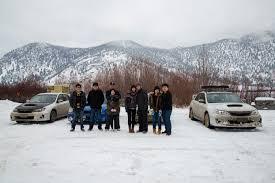 subaru rally snow vic snow cruise 2016 triplephive auto
