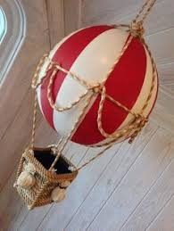 how to make a air balloon vintage style air balloons