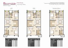 row house floor plan row house floor plan row house floor plans in india house plan