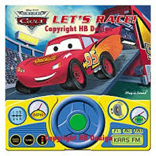 disney pixar cars u0027s race interactive play sound steering