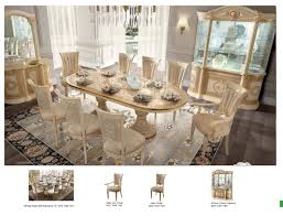 italian dining room furniture aida dining classic formal dining sets dining room furniture