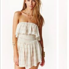 75 off planet blue dresses u0026 skirts blue life festival romper