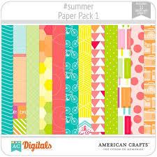 xoxo paper pack 1 ac digitals