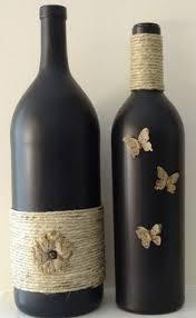 Anniversary Wine Bottles Animal Print Painted Wine Bottles Wine Bottle Designs