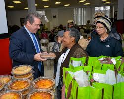thanksgiving families office of constituent services city of yonkers ny