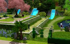 Sims 3 Garden Ideas Wonderful Sims 3 Garden Ideas Wallpaper Garden Gallery Image And