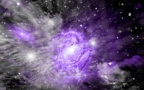 purple nebula hd desktop wallpaper widescreen high definition