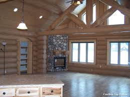 home interior cowboy pictures log home interior completed cowboy log homes