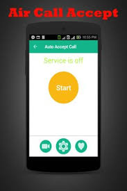 air call accept apk smart air call accept apk free tools app for android