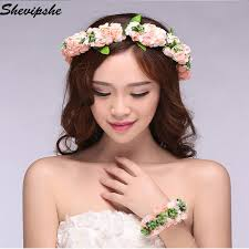 wedding hair bands online shop women wedding hair bands flowers hair