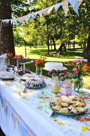 suburbs mama picnic bridal shower