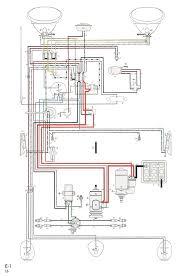 mexican vw beetle wiring diagram volkswagen schematics and