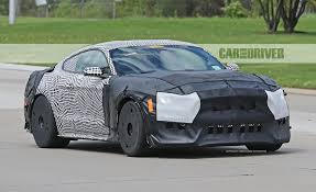 badass mustang 2018 ford mustang shelby gt500 spied news car and driver