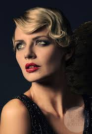 1920s hair and makeup glittering gatsby 1920s hair and make