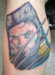 films film superheroes superhero xmen wolverine tattoo image