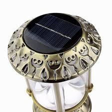 Indoor Solar Lights by Home House Fancy Retro Outdoor Indoor Lantern Solar Powered