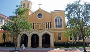 about historical saint ann church in downtown wpb