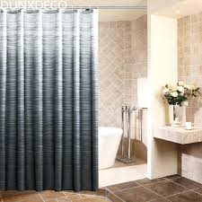 Gray Shower Curtains Fabric Black And Grey Shower Curtain Vrboska Hotel