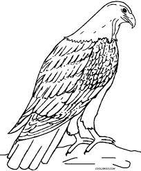 nice eagle coloring pages pefect color book de 7463 unknown
