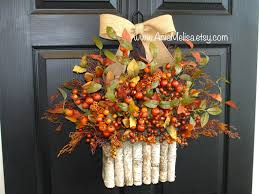 Outdoor Thanksgiving Decorations by Fall Wreath Fall Wreaths Thanksgiving Wreaths For Front Door