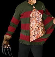 Freddy Halloween Costumes Offical Freddy Krueger