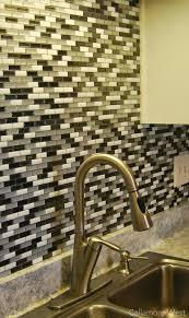 Smart Tiles Kitchen Backsplash Gallamore West Phase 3 Of Budget Kitchen Makeover Smart Tiles