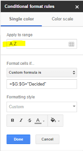 how to specify the entire sheet as range in google sheets web