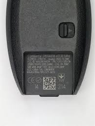 nissan altima 2015 replacement key 2013 2015 oem nissan altima smart keyless entry remote fob